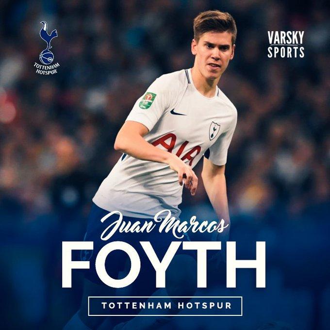 FINAL! El Tottenham de Mauricio Pochettino venció 1-0 a Crystal Palace con gol de Juan Foyth y se estacionó a dos puntos del líder Manchester City. Photo