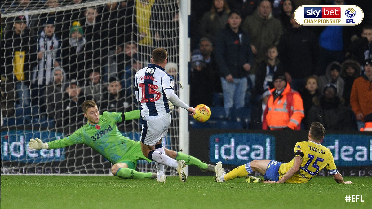 . @WBA have now scored 37 league goals this season, the most in Englands top four divisions. Tonight was also the fifth time they have scored four or more goals in a game this season 🔥🔥🔥