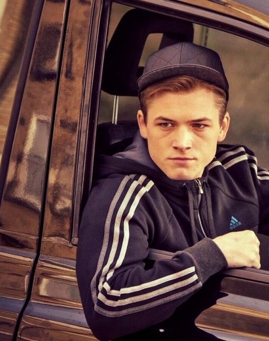 Happy birthday to taron egerton the true definition of getting u a man that can do both