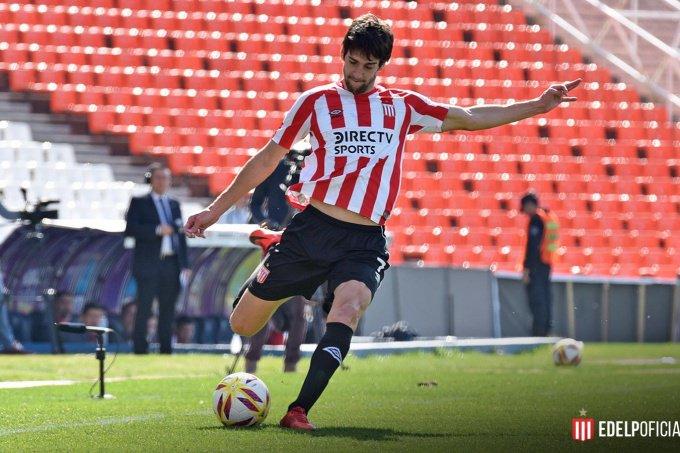 #221Fútbol #EDLP   @ColonOficial 1-1 @EdelpOficial   Lucas Albertengo: El fútbol es así. Arranqué mal, me hice cargo de los errores. Creo que de a poco me voy adaptando al club y tengo fe en que puedo dar mucho más   FM - Foto