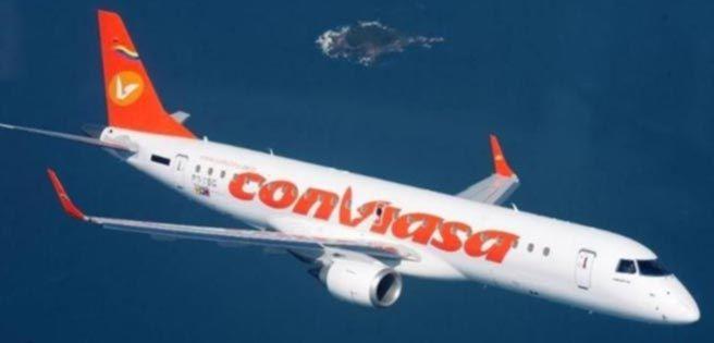 Conviasa inauguró vuelo Falcón-Aruba para incentivar el turismo #10Nov #FelizSabado Foto