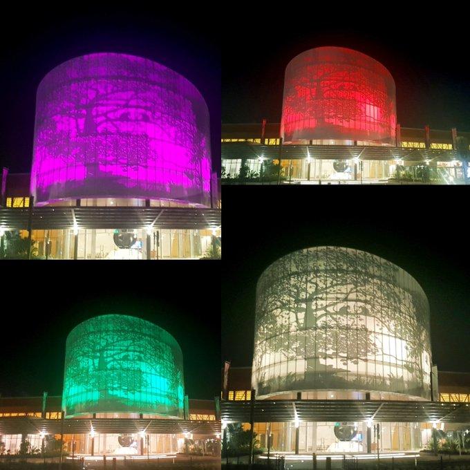 Qué guapo quedó el Centro Nacional de Convenciones. 👏 #BuenViernes Foto