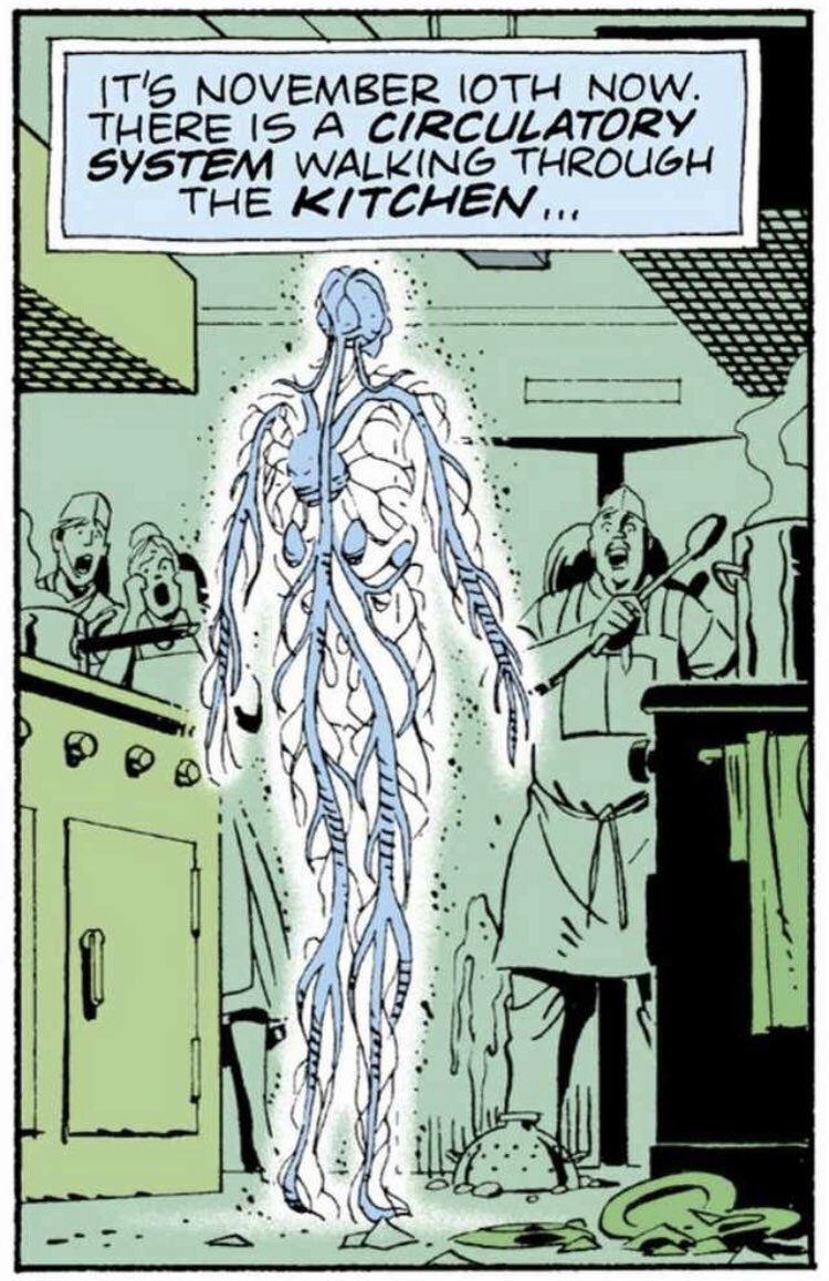 Happy Circulatory System Walking Around the Kitchen Day! How are you celebrating?