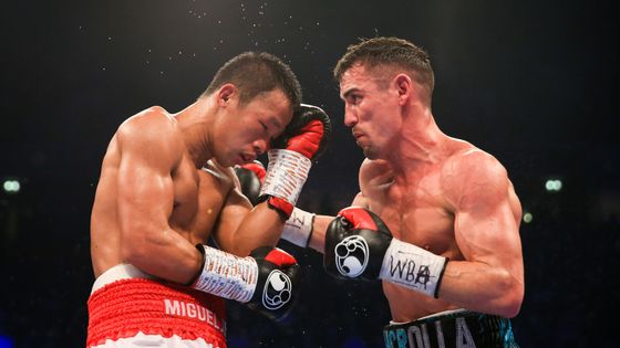 REPORT! @Ant_Crolla battled to a decision win over Daud Yordan on Saturday in a final eliminator for the WBA lightweight world READ HERE: Photo
