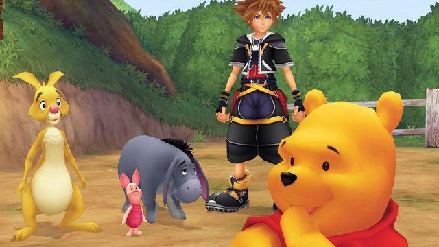 Kingdom Hearts 3 trailer marks the return of Winnie the Pooh — and Organization XIII Foto