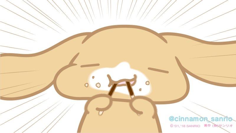 カプチーノ「ぱりぽりぱりぽりぱりぽり......はぁ〜んシアワセだぁ〜」 #ポッキープリッツの日