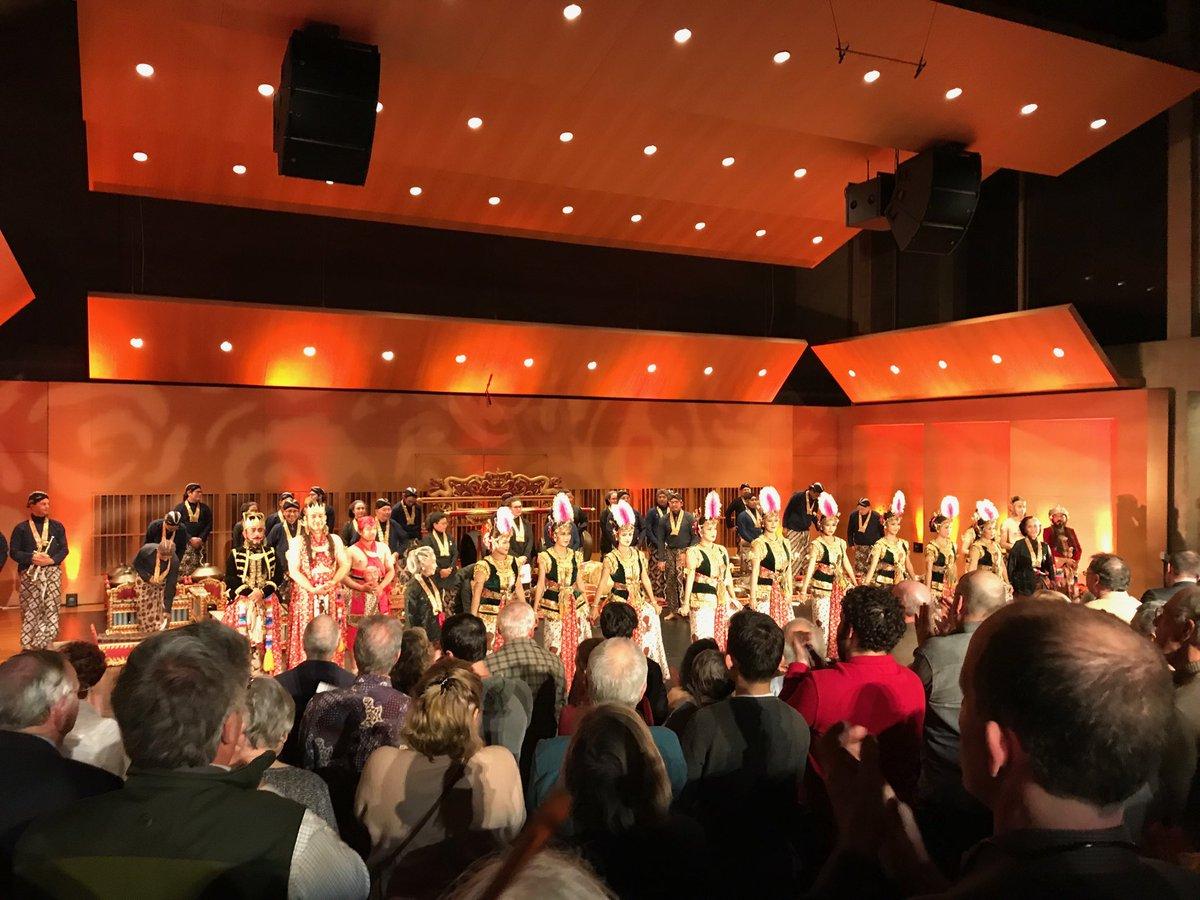 test Twitter Media - RT @mroth78: Standing Ovation @wesleyan_u last night for extraordinary Gamelan performance https://t.co/srEcEPAaNm