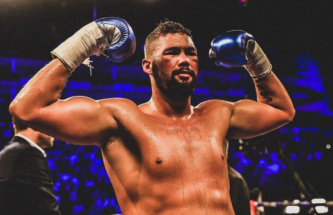🇬🇧 What a career Tony Bellew's had: 🥊 34 Fights ✅ 30 Wins 💥 20 KOs 🤝 1 Draw ❌ 3 Losses 🏆 1x WBC World Cruiserweight 🏆 1x European Crusierweight 🏆 1x British Light H-weight 🏆 1x Commonwealth Light H-weight Photo