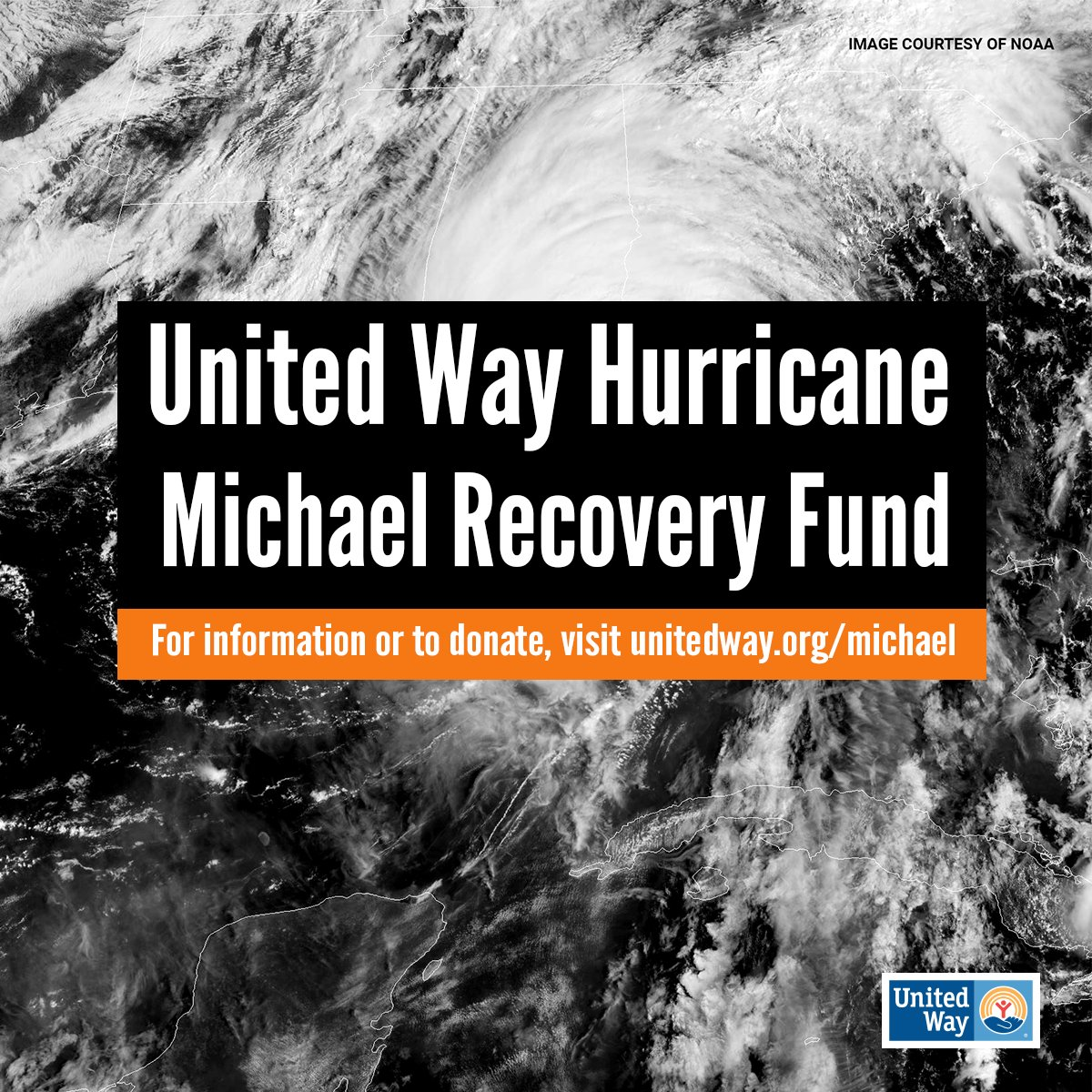 You can support those affected by Hurricane Michael. More info at  https:// bddy.me/2T6uhOD  &nbsp;  . #HurricaneMichael #TropicalStormMichael <br>http://pic.twitter.com/FUSbmfjPau