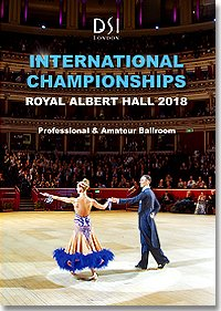 The first EVER #InternationalChampionship DVD is releasing soon, relive #Ballroom and #Latin steps in the iconic championships at the Royal Albert Hall. DVD now available for pre-order > http://bit.ly/2DimcAX  #Professional #Amatour #Dancesport