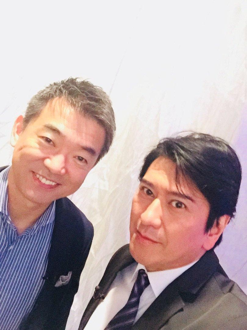 RT @kawasakimayokun: 橋下徹さんと久しぶりの再会 ー アメブロを更新しました #川崎麻世 #川﨑麻世 https://t.co/9q0cfbEaq4 https://t.co/ouWHbxm1K8