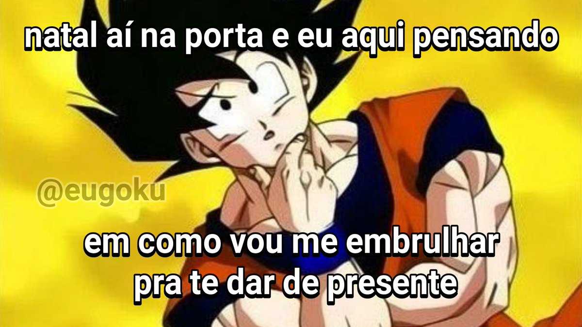 Goku's photo on Rodrigo