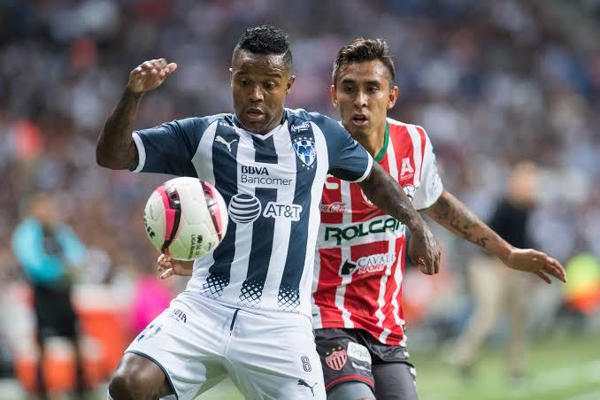 Necaxa igualò 1-1 ante Monterrey J16