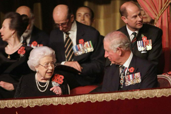 Queen launches British commemorations 100 years after WW1 Photo