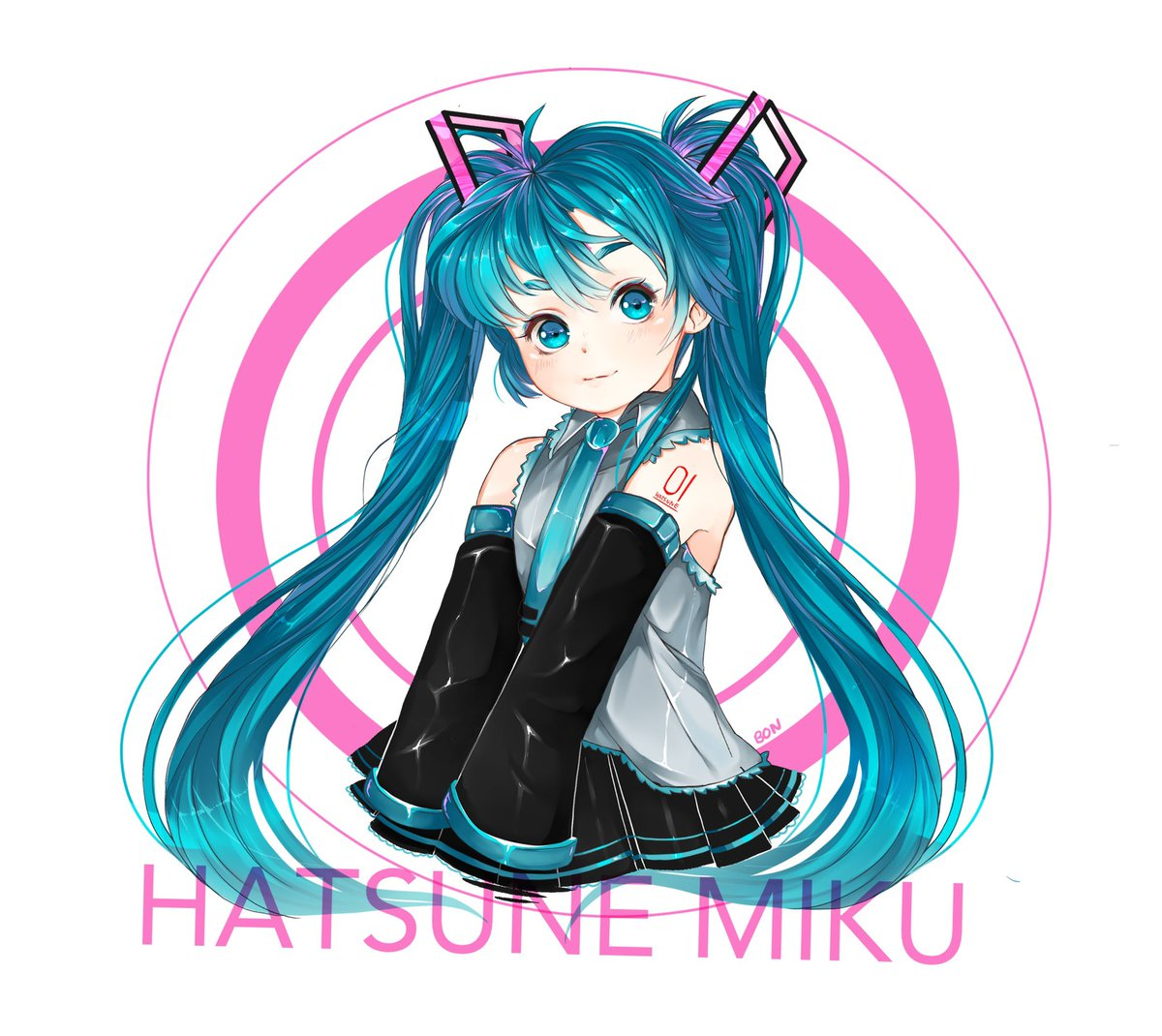 Finally finished this #HatsuneMiku fan art!   #CLIPSTUDIO   @cfm_miku_en @mikumiku_ebooks @clipstudiopaint <br>http://pic.twitter.com/SLycEkrRAL