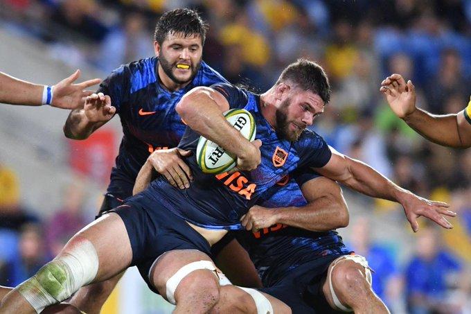 Rugby: los Pumas juegan con Irlanda su propio clásico de estos tiempos Foto