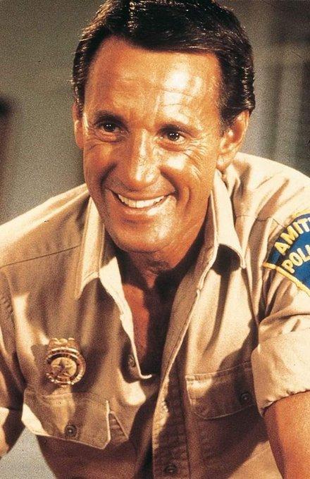 Happy heavenly birthday to Roy Scheider!