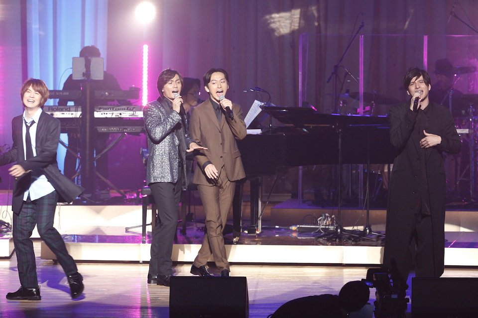 夢のスペシャルイベント後半戦 『福田雄一×井上芳雄「グリーン&ブラックス」』 ゲスト出演:相葉裕樹
