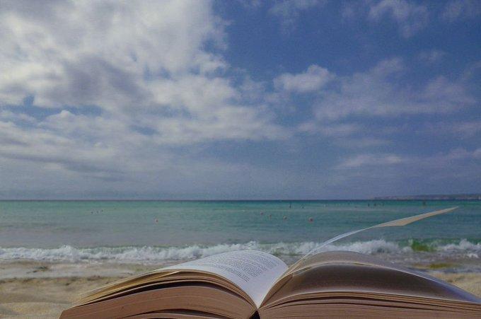 Buenos días, domingo. Antes de hablar, piensa, pero antes de pensar, lee. Frances Ann Lebowitz. #FelizDomingo Foto