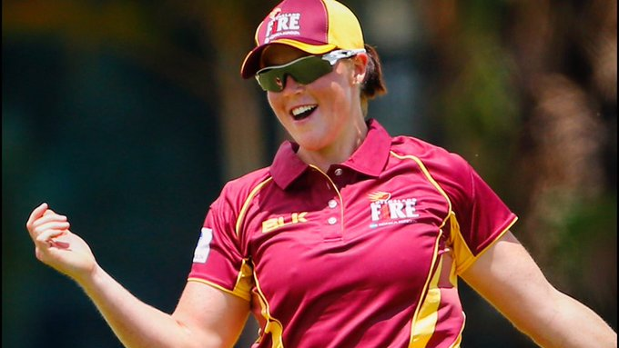 .@graceh_189 with a day out! 162 & 5-18! #WNCL #MaroonGrownHeroes Photo