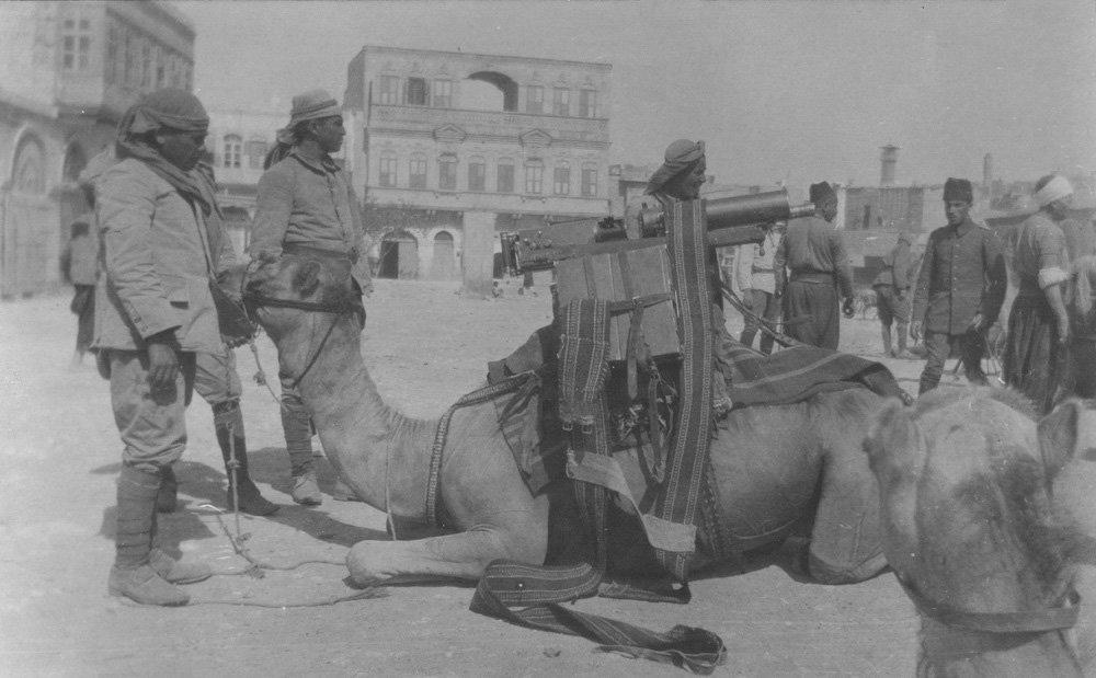 100 عام على الحرب العالمية الأولى: آلاف الأتراك كانوا أسرى في معارك شبه الجزيرة العربية Drt-ibPXcAACbDl