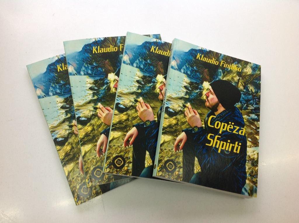 Klaudio Findiku Libri COPEZA SHPIRTI nentor 2018 #klaudiofindiku #copezashpirti #libri #libro #poezi #poesie