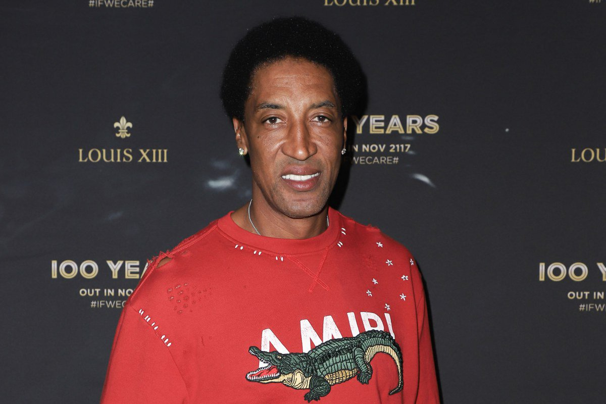 Newly single Scottie Pippen is ready to party nyp.st/2DsBNP1