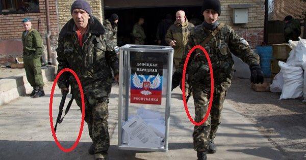 """""""Виборами"""" на Донбасі Росія змінює своїх маріонеток, безпосередньо задіяних у вбивствах і тортурах, - Порошенко - Цензор.НЕТ 6501"""