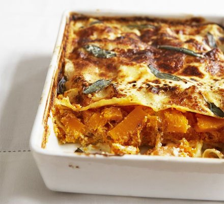 A squash, rocotta and sage pasta bake. One for the kids maybe? https://t.co/LiFg9py2OU https://t.co/LLwpGGjtok