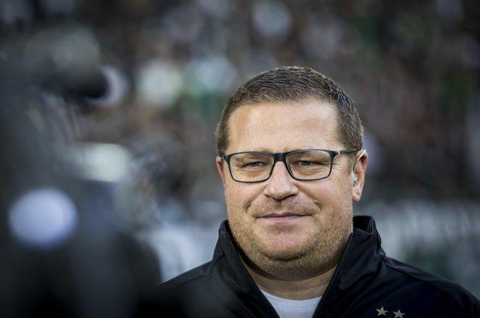 📺 Nicht vergessen: Sportdirektor Max Eberl ist heute ab 11 Uhr zu Gast im @SPORT1_Dopa! #SVWBMG Foto