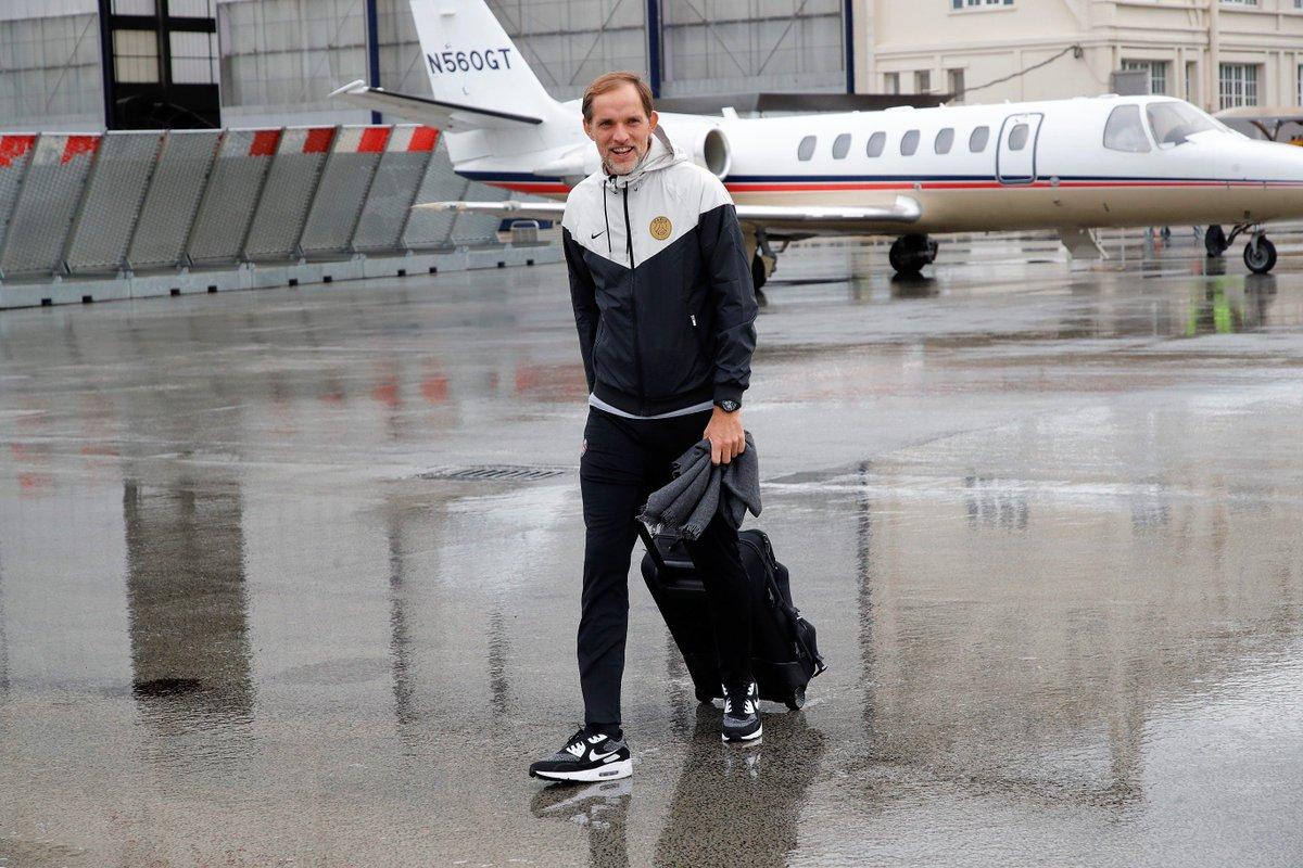 📷✈️ En route pour Monaco #ASMPSG