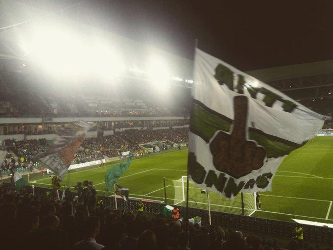 #ASSE #ASSESDR Une belle victoire dans le Chaudron pour bien préparer le derby ! 👏💚 Photo