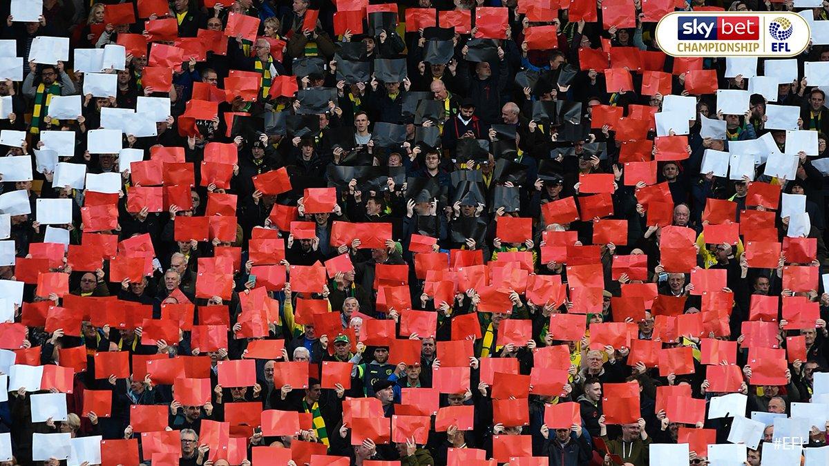📸 We will remember them ❤️ #ThankYou100 #FootballRemembers #EFLRemembers