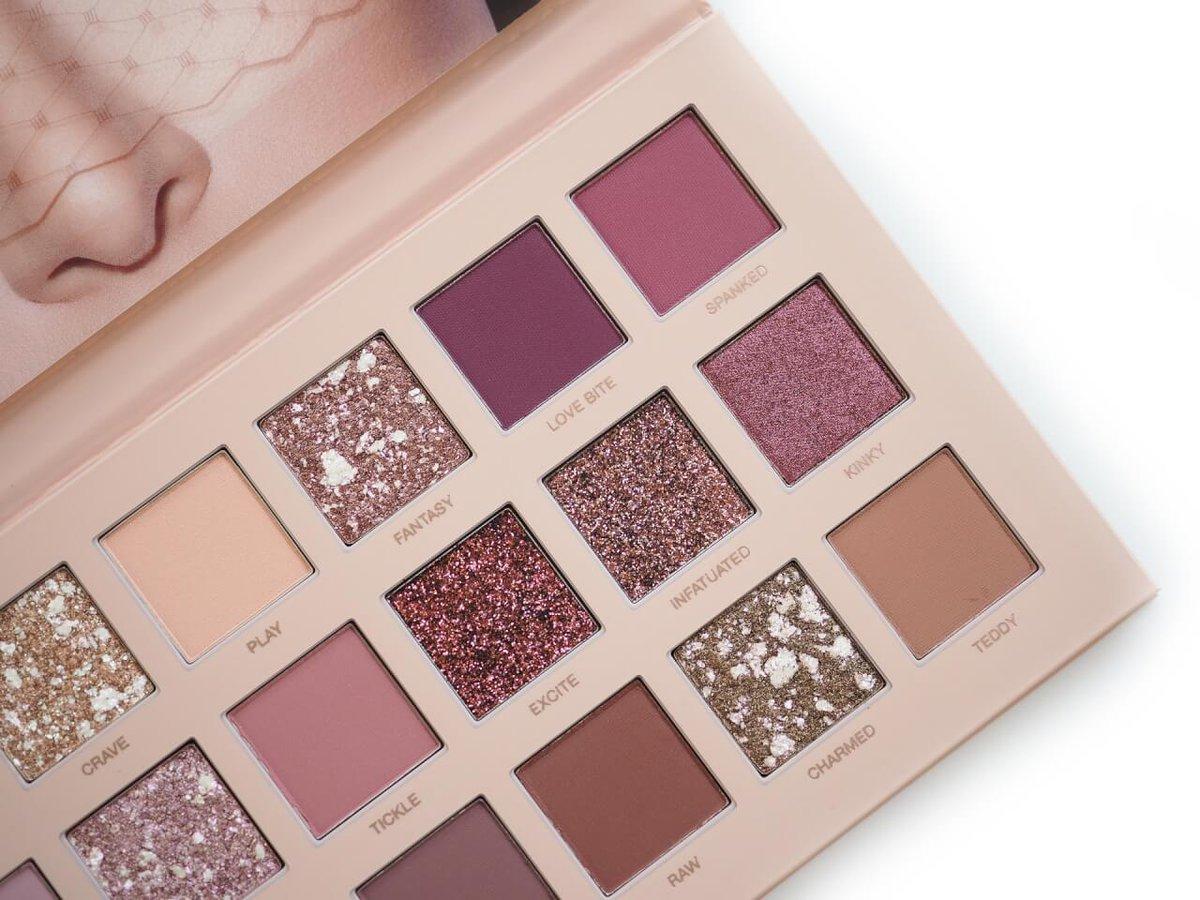 Sheen magazine huda beauty's naughty nude eyeshadow palette is here