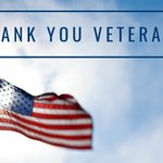 Image for the Tweet beginning: Thank you to every veteran