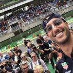São Paulo selfies 🤙 Looking strong Bulls! 👌🇧🇷 #BrazilGP