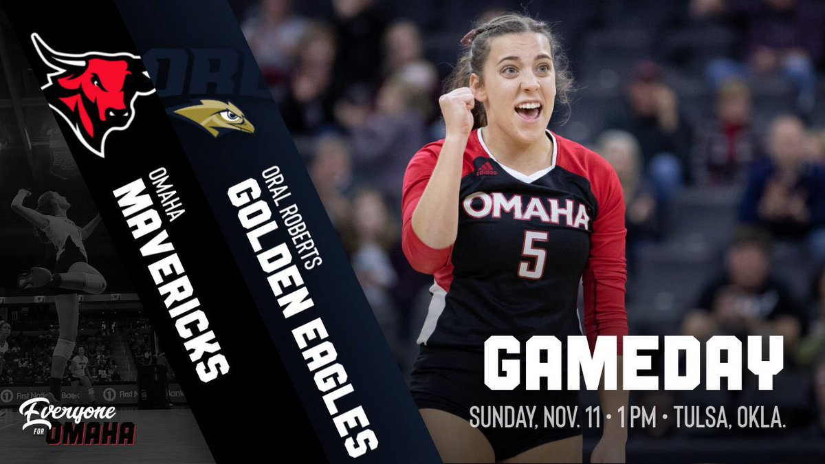 Last regular season match. Let's finish strong! 💪💯  📊: https://bit.ly/2Prv3aM  📺: https://bit.ly/2qGvQWd   #EveryoneForOmaha