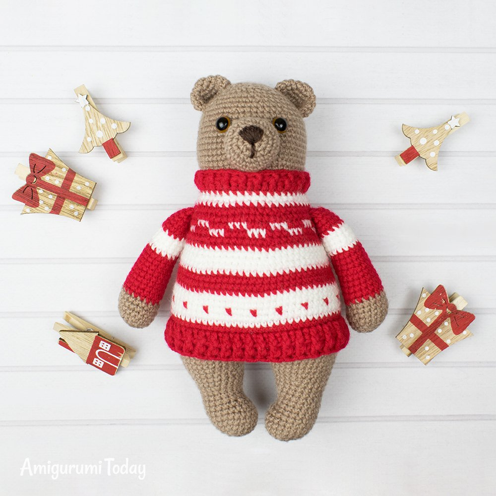 New giant teddy bear | lilleliis | 1000x1000