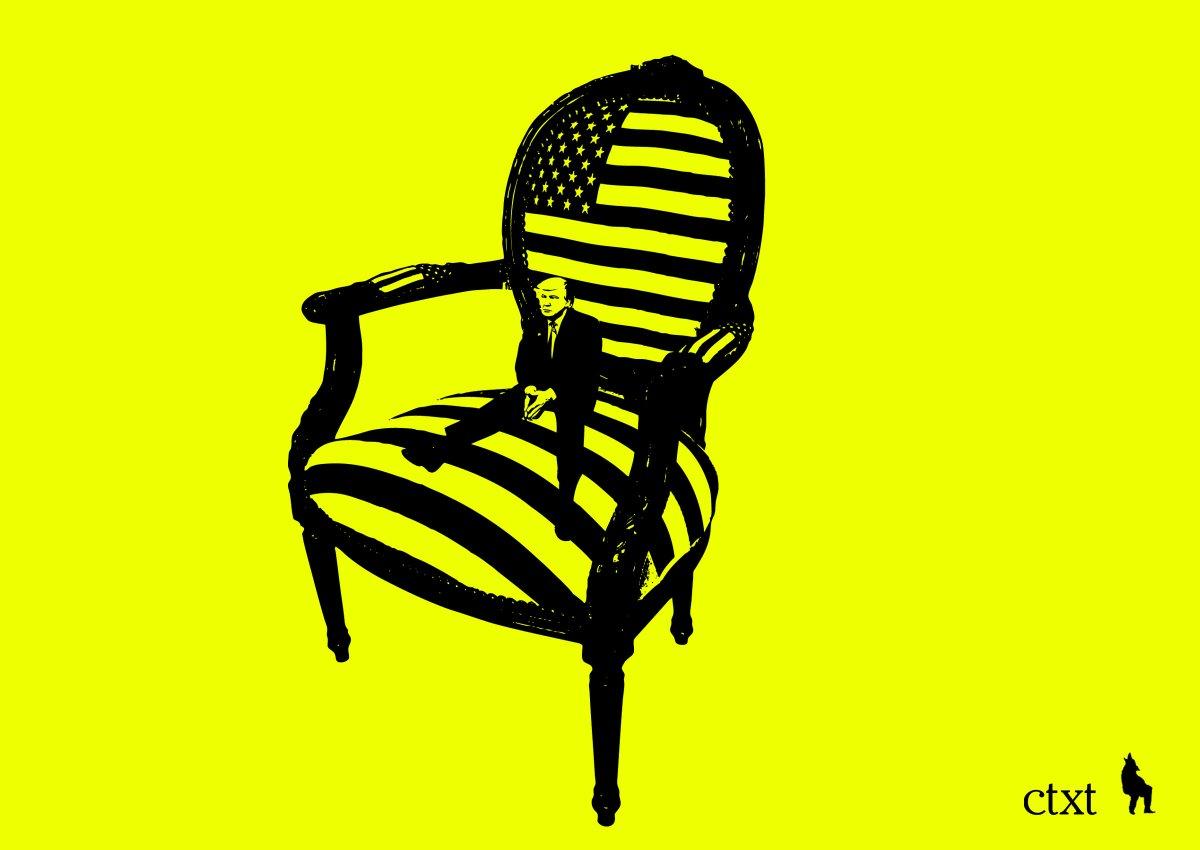 Chairman. @ctxt_es La Boca del Logo de hoy: bit.ly/2AXJFpo