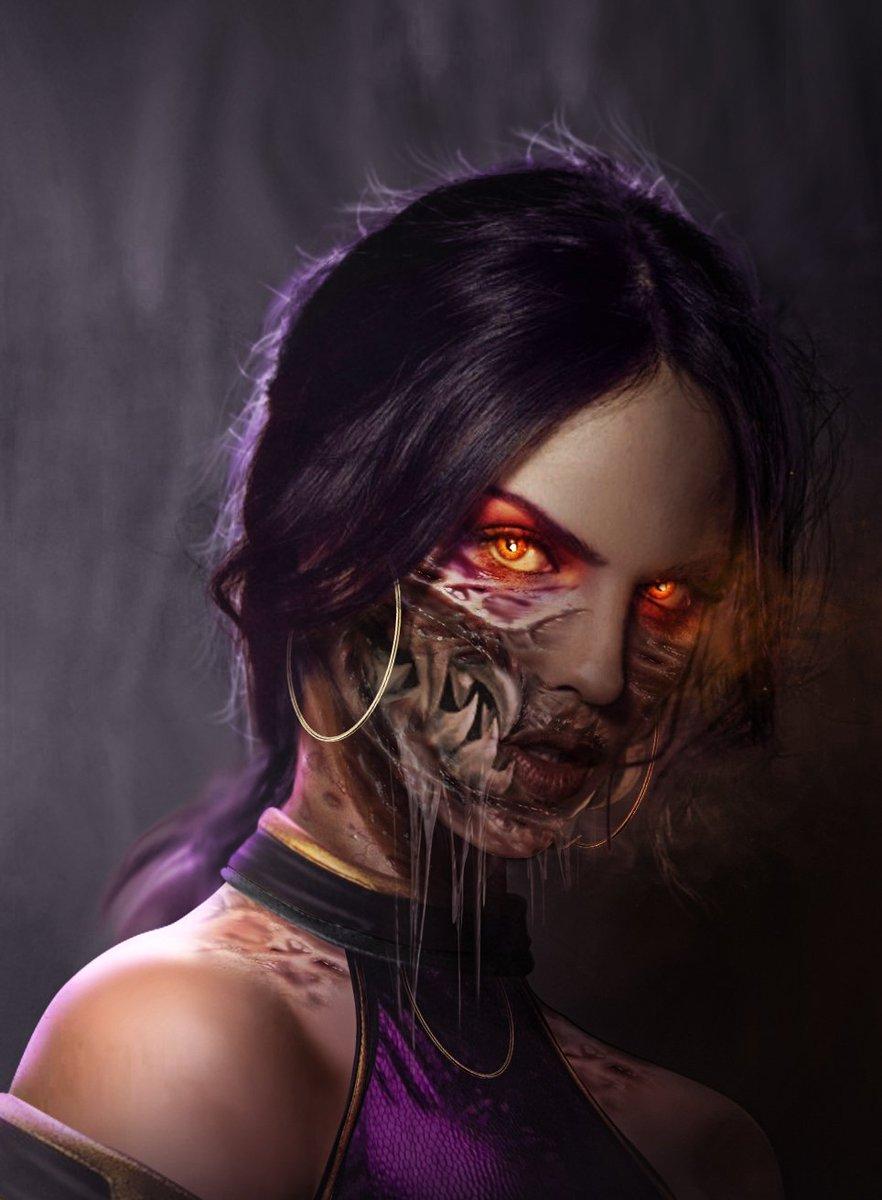 mortal kombat movie kitana mask