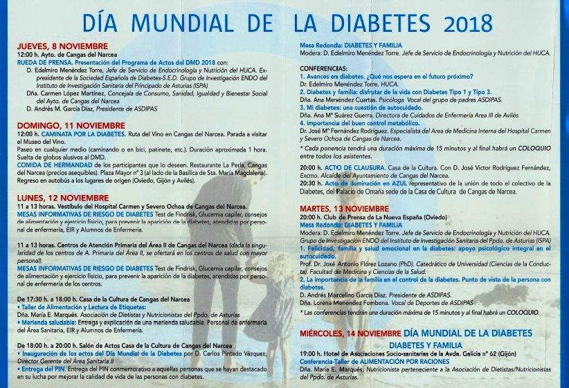 diabetes lectura mayor de 20