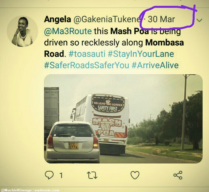 Ma3Route on Twitter: