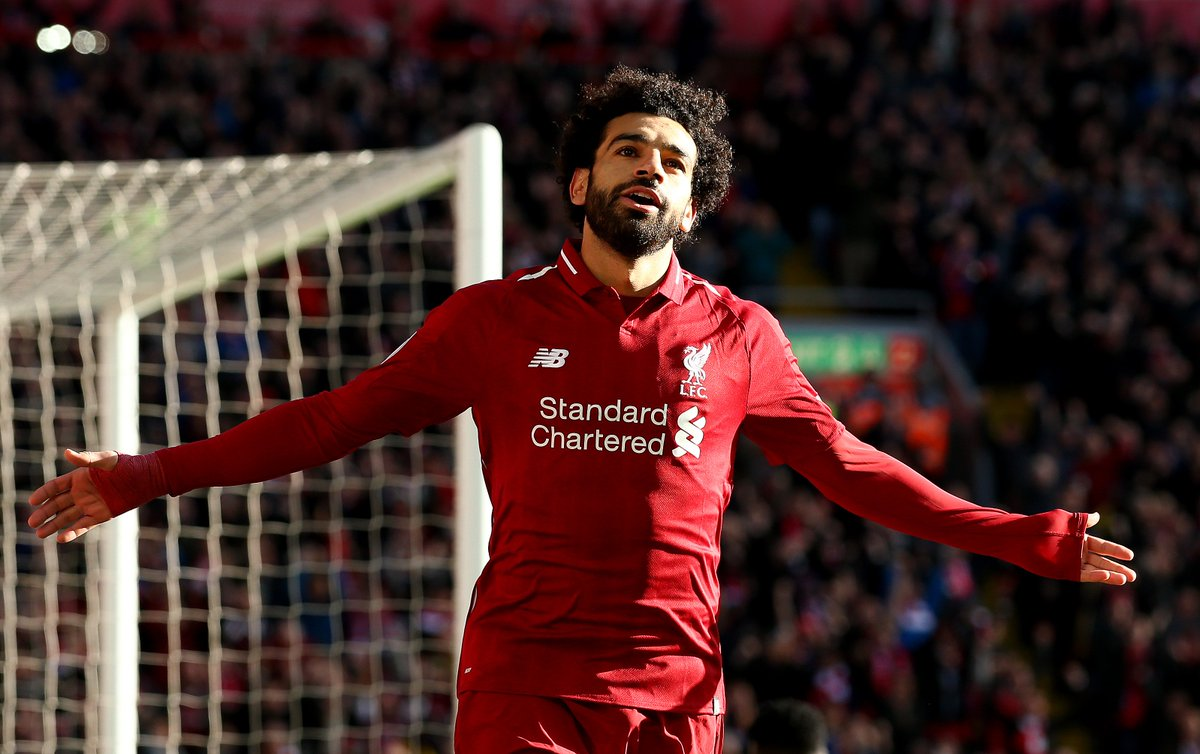 Mo Salah unhappy with Klopp