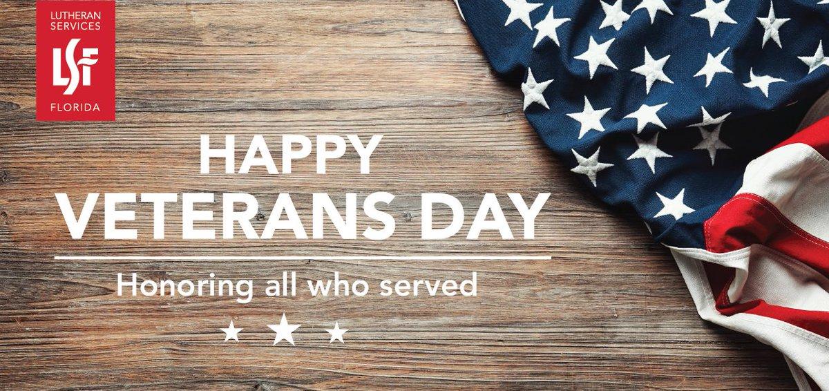 Happy Veterans Day! https://t.co/oySW9XZAEe