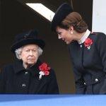 rainha elizabeth Twitter Photo