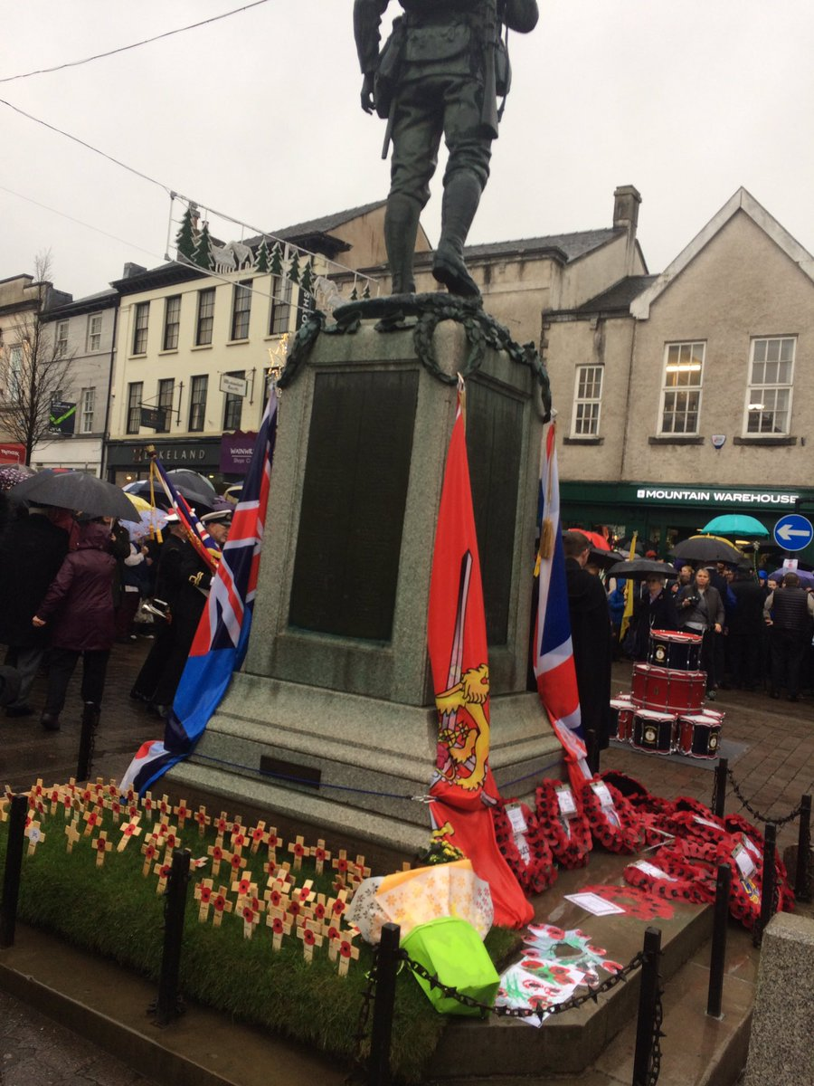 Remembrance Sunday Kendal