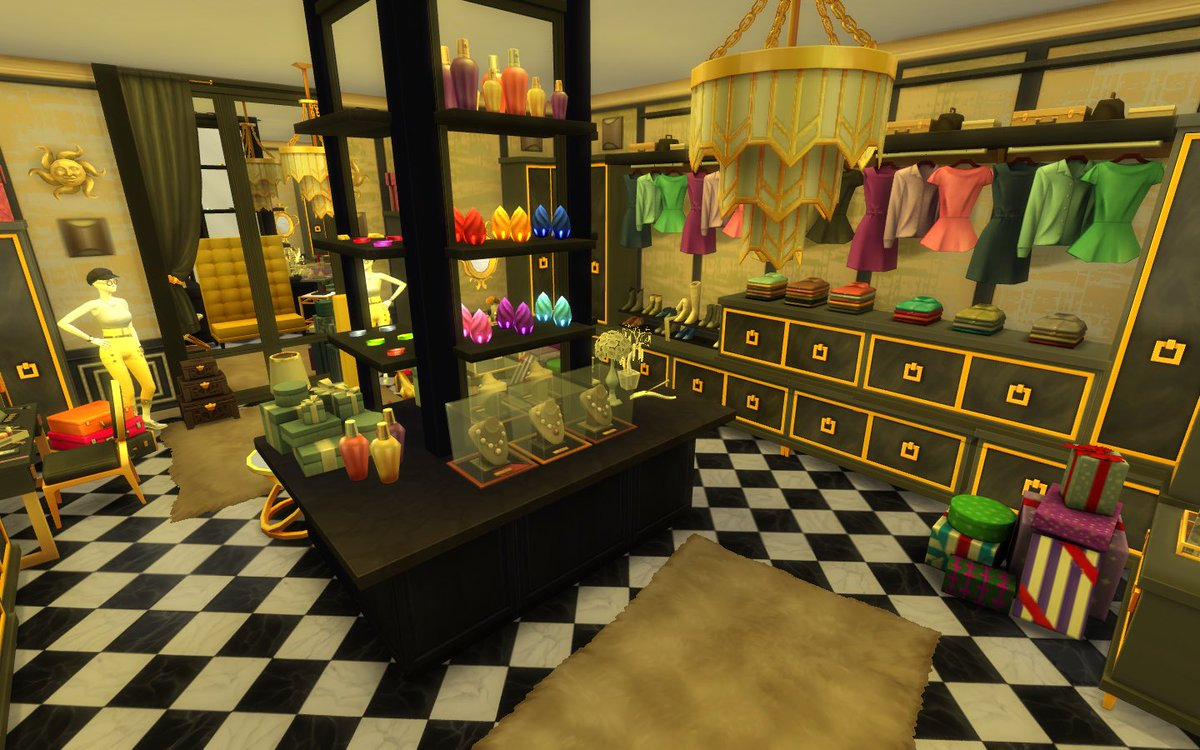 Xamira99 On Twitter The Timeless Glamourous Is A Walk In Closet Build For Oneroomoneweekonetheme Available To Download At Xamira99 Thesims Thesims4 Sims Sims4 Origin Simmer Gamer Moo Nocc Closet Room Interiordesign Walkincloset,Very Small Narrow Bathroom Ideas