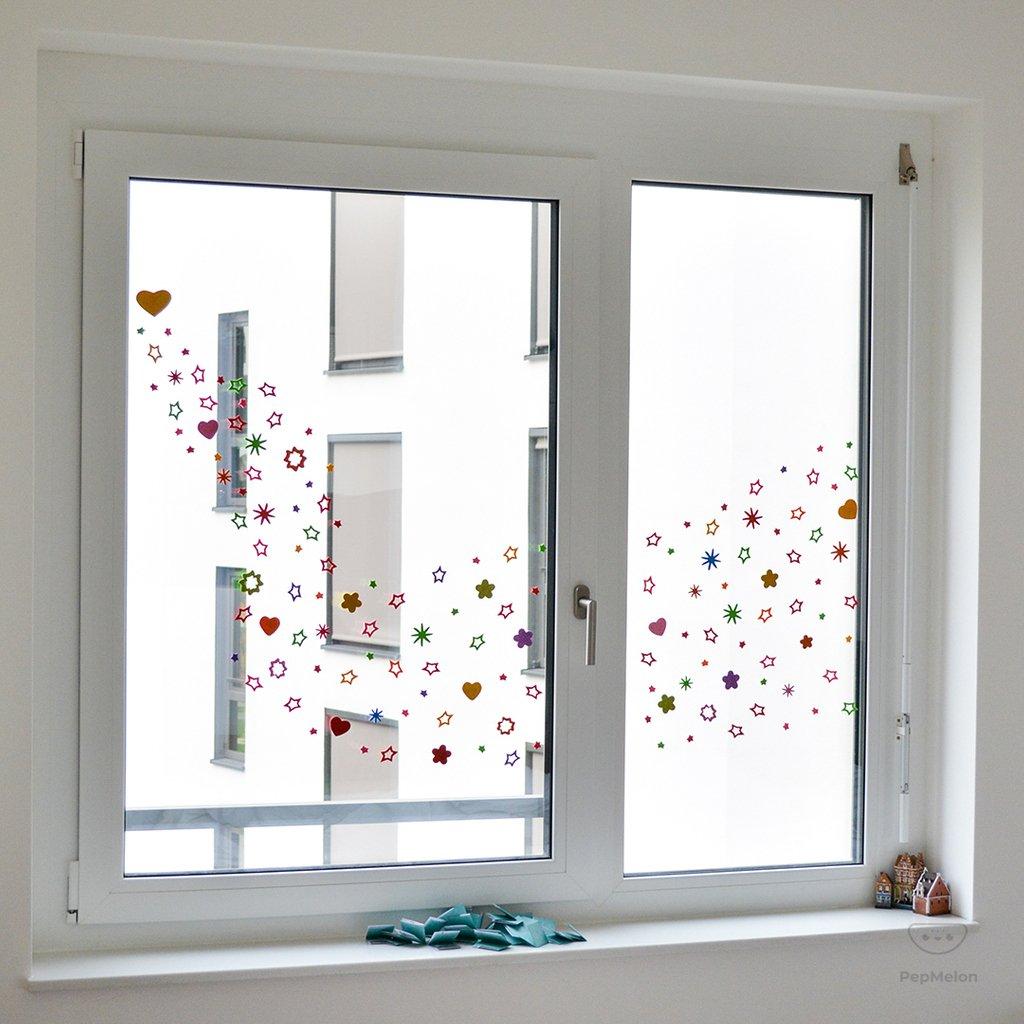 Weihnachtsdeko Material.Pepmelon On Twitter Advent Calendar Window Decor With Amazing Self