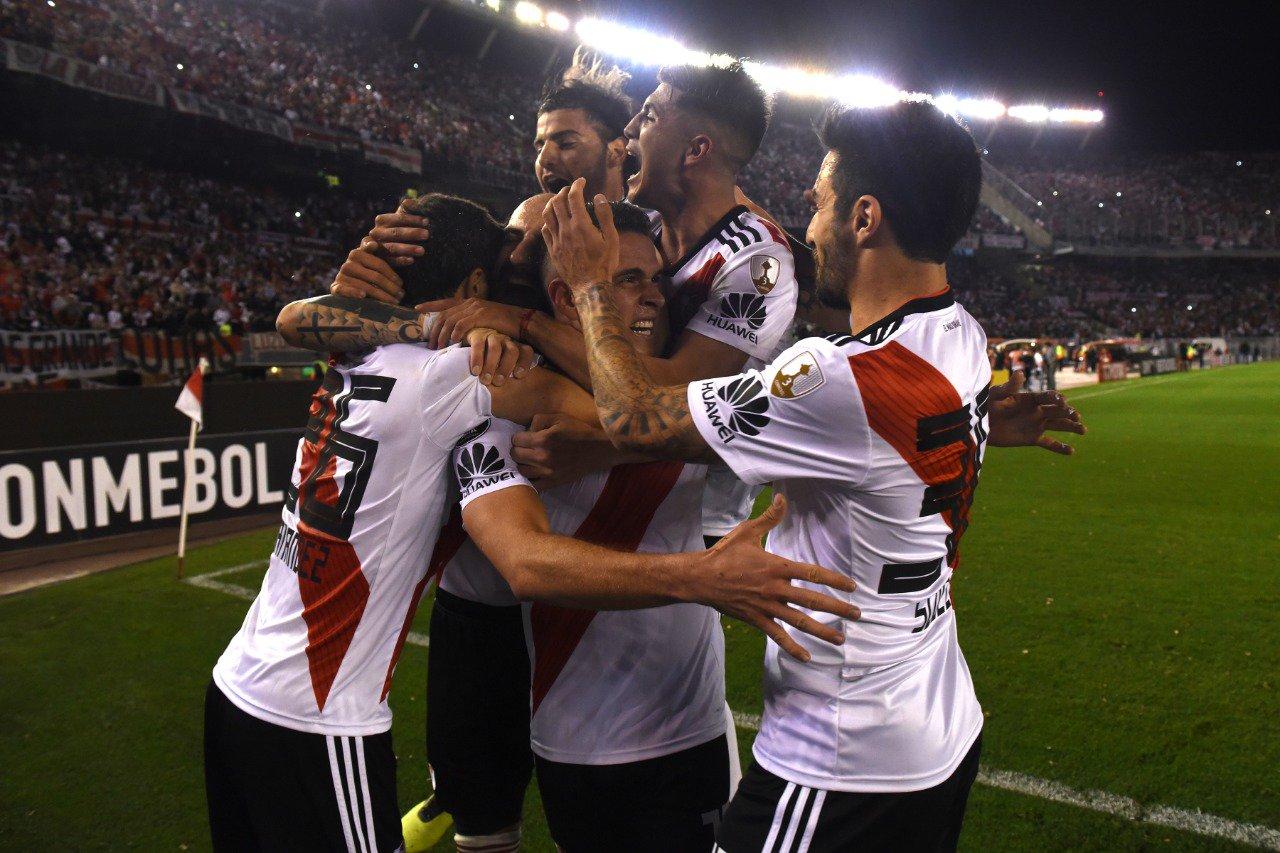 Boca juniors iguala 1-1 en la ida ante River Plate