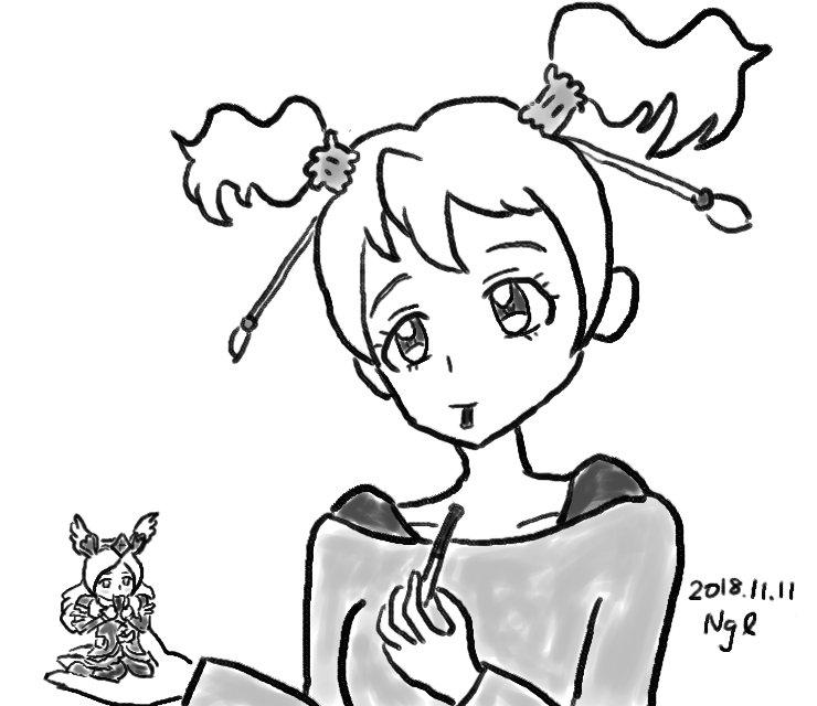 ねぎぼう☆☆@11/18レイフレOSAKAお25 (@negibou1989)さんのイラスト